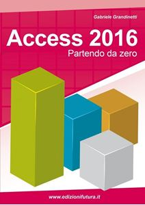 Immagine di Access 2016 - Partendo da Zero (eBook)